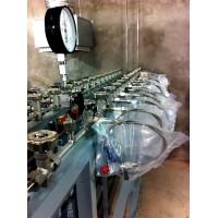 Lắp đặt đường ống dẫn khí